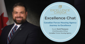 Excellence Chat Banner- David Thomspon